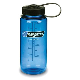 Nalgene 0,5L Wide Mouth Bottle Slate Tritan